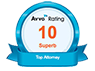 Alexander Named 10.0 by AVVO
